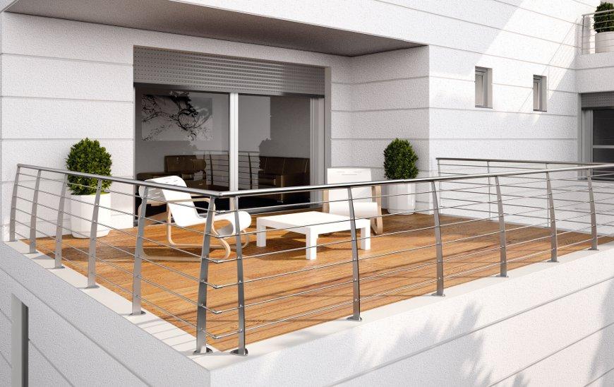 Bracco srl ringhiere per balconi vendita e installazione piemonte