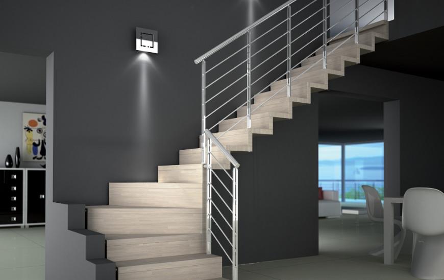 Bracco srl scale interne vendita e installazione for Interni srl