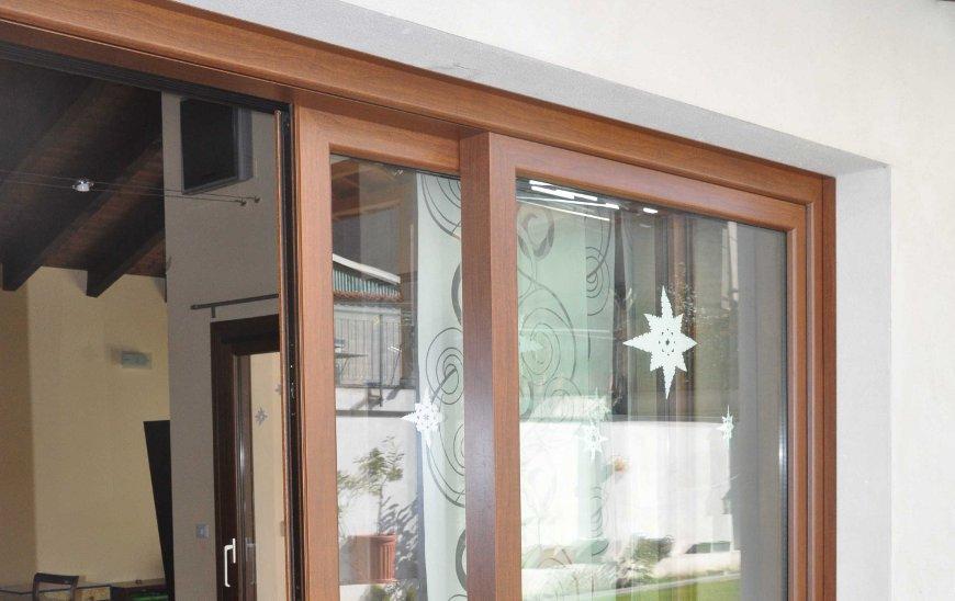 Bracco srl serramenti esterni legno alluminio - Infissi esterni in alluminio ...