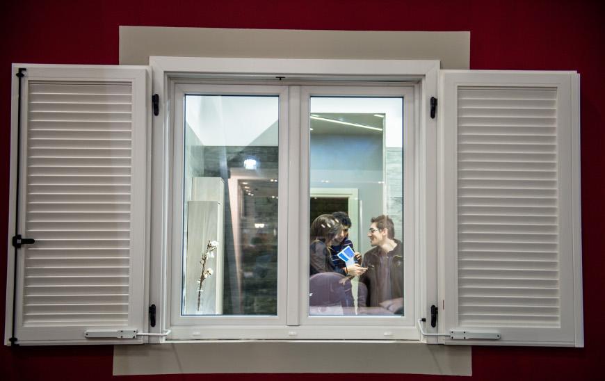 Bracco srl serramenti esterni pvc vendita e installazione - Finestre a doppio vetro ...